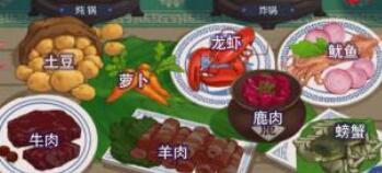 古剑奇谭木语人菜谱食谱配方一览