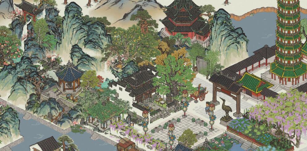 江南百景图重阳节活动怎么玩什么时候开启